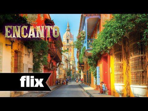 Disney S Next Animated Movie Unveiled Encanto Youtube Encanto Disney S Disney