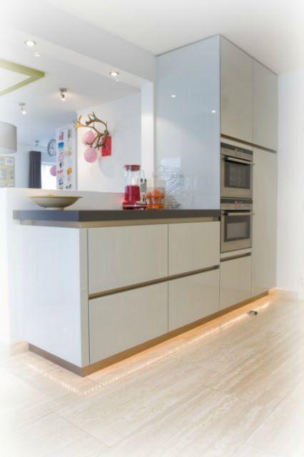 Half Open Keuken Funda : Thijs van de Wouw Keukens – Modern open