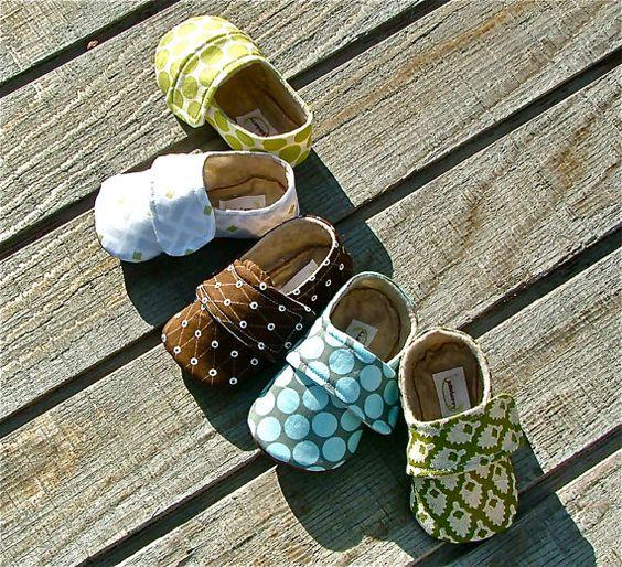 Cutest little shoes ever!