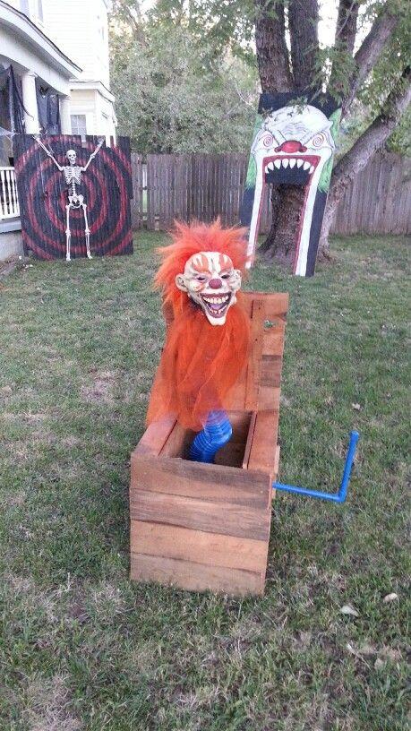 Creepy carnival props Halloween 2013 Creepy Circus Pinterest