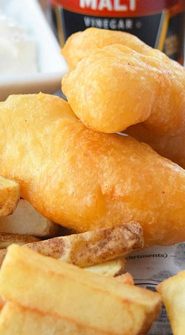 how to make fish batter with crackers