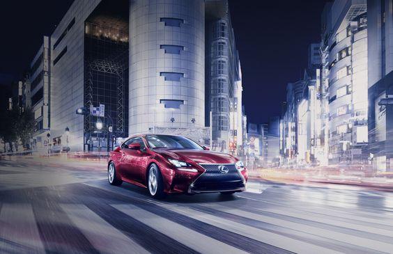 LEXUS의 퍼포먼스 이미지를 견인하는 스포츠 쿠페 RC. | Lexus Facebook ▶ www.facebook.com/lexusKR   #Lexus #LexusRC #RC #TokyoMotorshow #Car