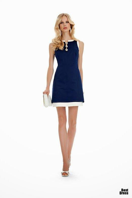 10 vestidos de moda para volver con estilo a la oficina for Oficinas chicas