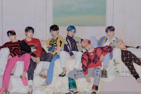 "BTS Makes History As ""Map Of The Soul: Persona"" Debuts At No. 1 On Billboard 200"