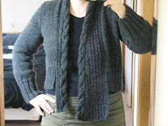 Have this Norah Gaughan pattern - and plan to make...