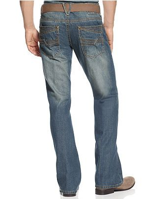 $19.99 Jeans Royal Premium Denim Jeans Bootcut Jeans - Mens SALE