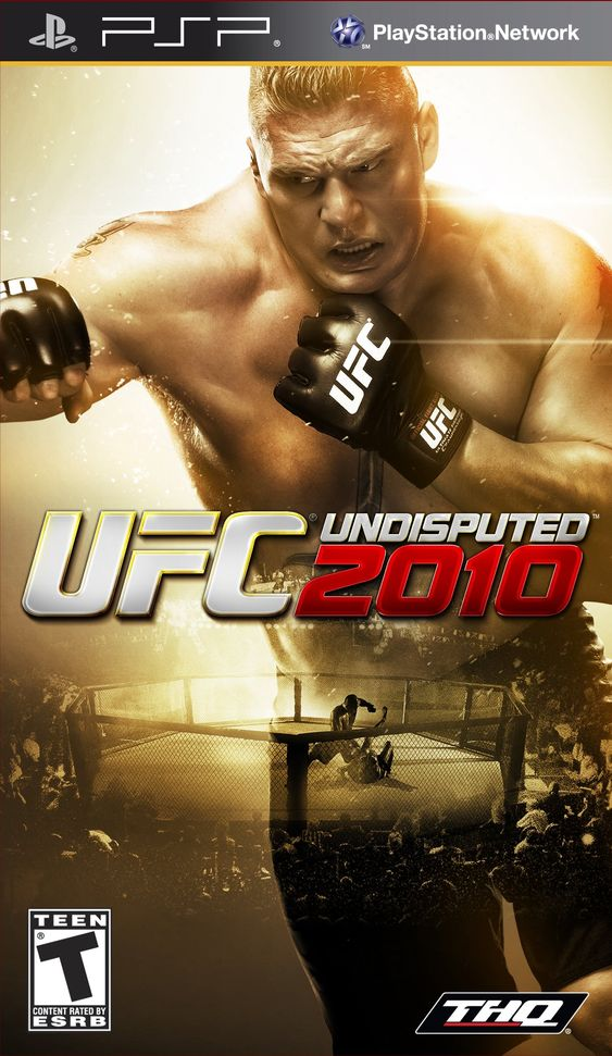 Ufc Undisputed 2010 Sony Psp Undisputed Ufc Psp Sony Ufc Psp Ufc Fighters