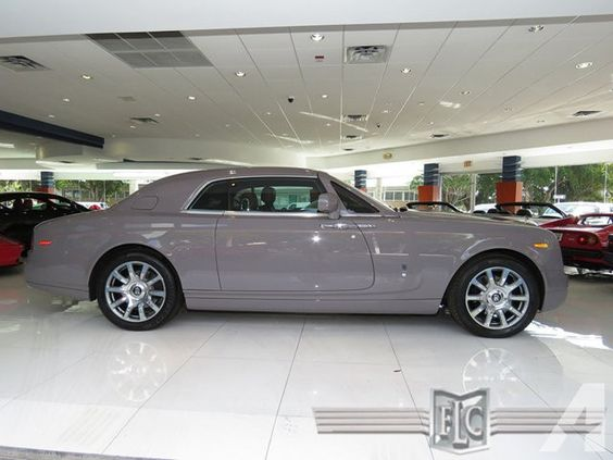 Rolls-Royce Phantom Coupe Price On Request