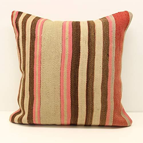 Turkish Pillow,Turkish Cushions,Decorative Pillow,Turkish Rug Pillow,Home Decor,Turkish Kilim Pillow,Kilim Rug Cushions,20x20 inches50x50 cm