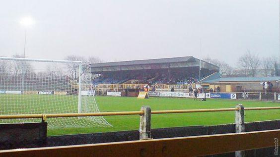 Borough Sports Ground - Home of Sutton United FC