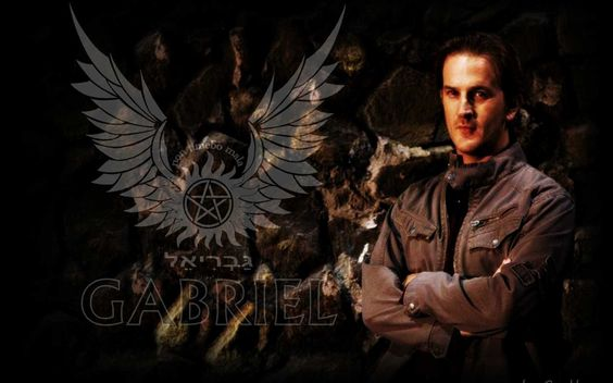 Supernatural pictures movie wallpapers gabriel for Hammer tapeten katalog