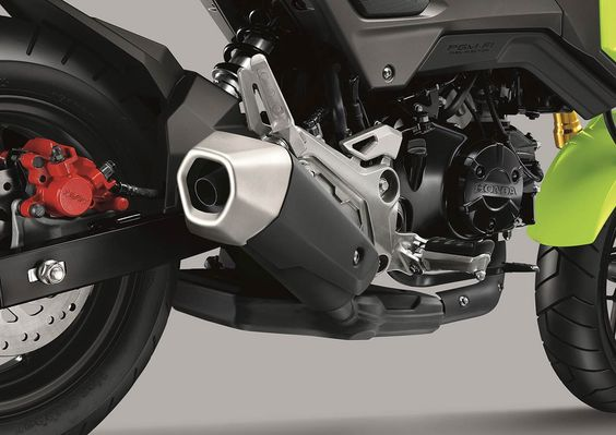 Honda MSX125 | Heldth
