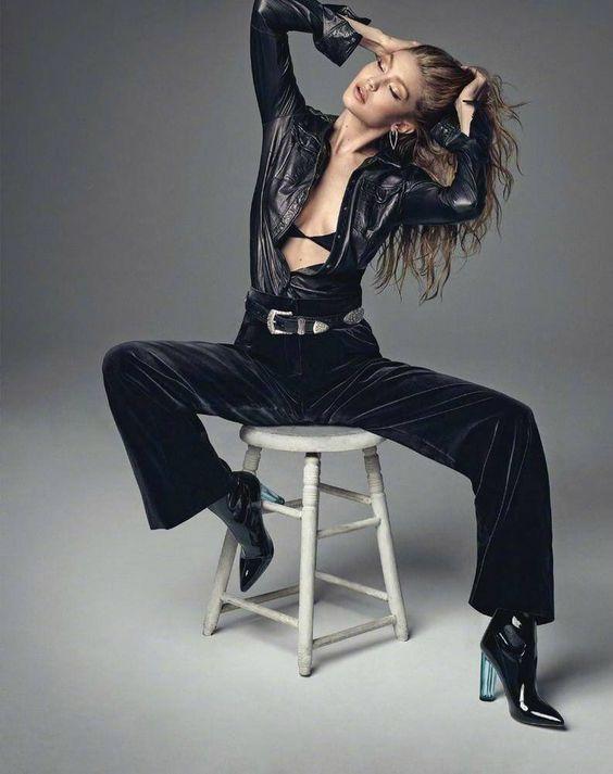 Gigi Hadid by Henrique Gendre, Vogue Korea, September 2017