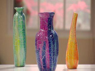 Vasos craquelados | Cristina Bottallo