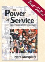 The Power of Service by Petra Marquart and Associates, Minneapolis Area Keynote Speaker and Author