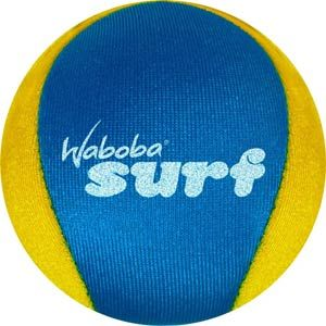 If only there was a ball that could bounce on water. . . Now there is, and its called the Waboba Surf. Great for pools and lakes, playing catch and team games, and uses the laws of physics and technology to do the impossible. The Waboba Surf has various skill levels and many tricks and games you can learn as you master the unique play of water ball bouncing. Ages 7+.