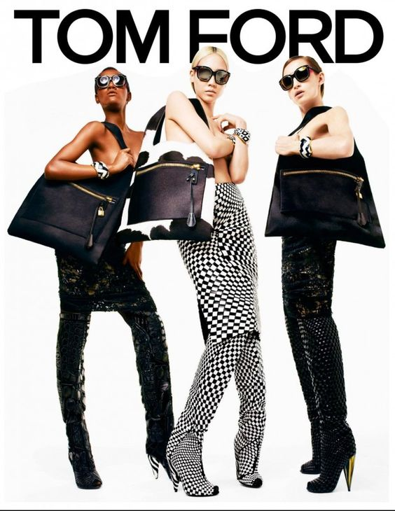 cool Campanhas | Tom Ford Outono.Inverno 2013.14  [Update]