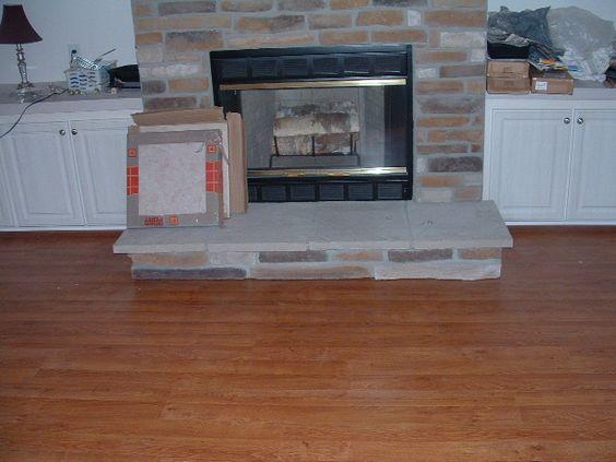 Undercutting Fireplaces For Laminate Flooring Laminate Flooring Fireplace Floor Installation