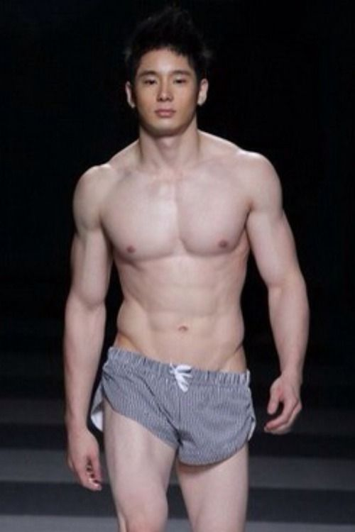 asian gay models