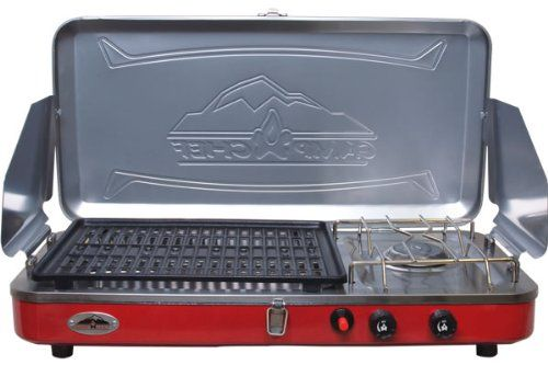 Camp Chef Rainier Grill and Portable Camp Stove  $69.00