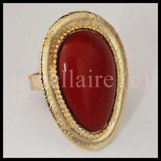Red Gem Ring - $1.65 on @ClozetteCo