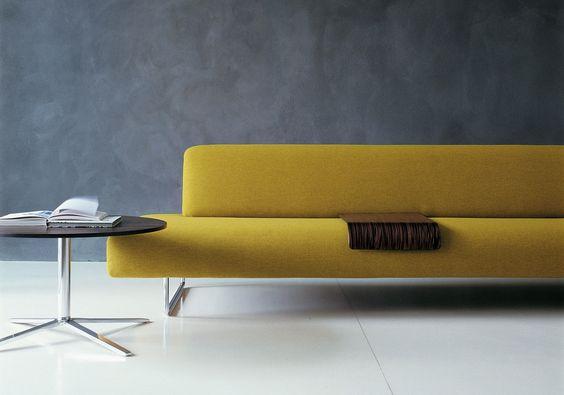 PARA A NOSSA COLEÇÃO: Cloud Sofa do designer japonês Naota Fukasawa, 2006