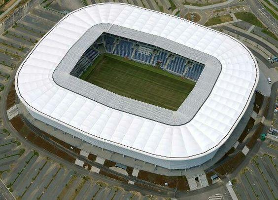 Rhein - Neckar Arena Sinsheim
