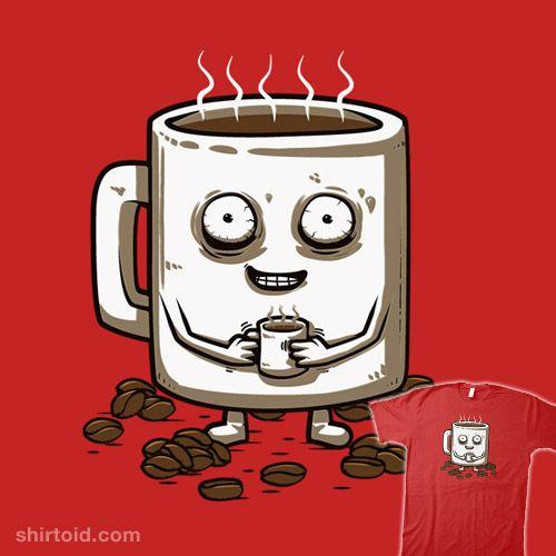 Never Tired #caffeine #coffee #coffeemug #leduc #theduc #coffeebeans