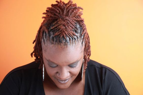 Natural Hair Locs Styles: 100 Unconventional Dredlock Styles. Who Rocked It? Who