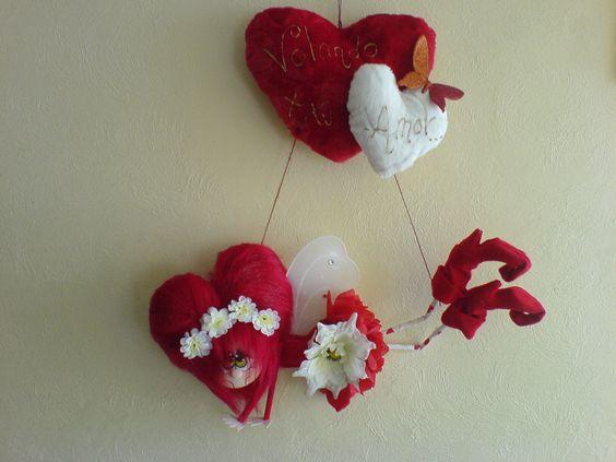hada voladora corazon