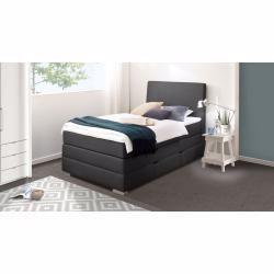 Reduzierte Boxspringbetten Mit Bettkasten In 2020 Box Spring Bed Bed Springs Living Room Decor Apartment