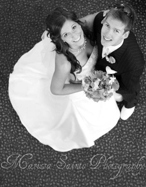 Wedding Pose!