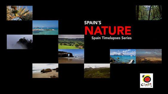 Naturaleza en España.
