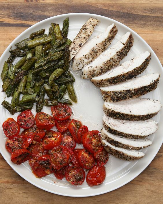 Easy baked herbed chicken breast recipes