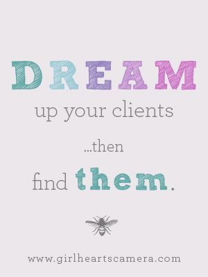 dream up your clients