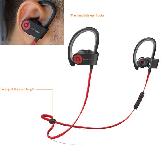 Do you hate beat by Dre because it's very pricey, what did you get from them Beats Powerbeats2 Wireless - best earbuds for running