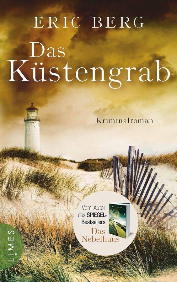 """Zwiebelchens Plauderecke: Rezension """"Das Küstengrab"""" von Eric Berg  -  Limes..."""