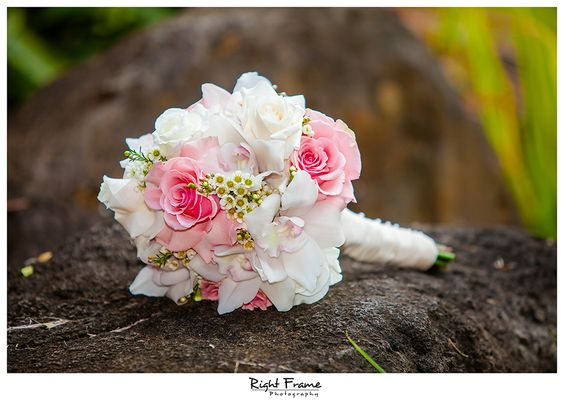 Wedding Flowers On Oahu : Bouquet wedding oahu and on