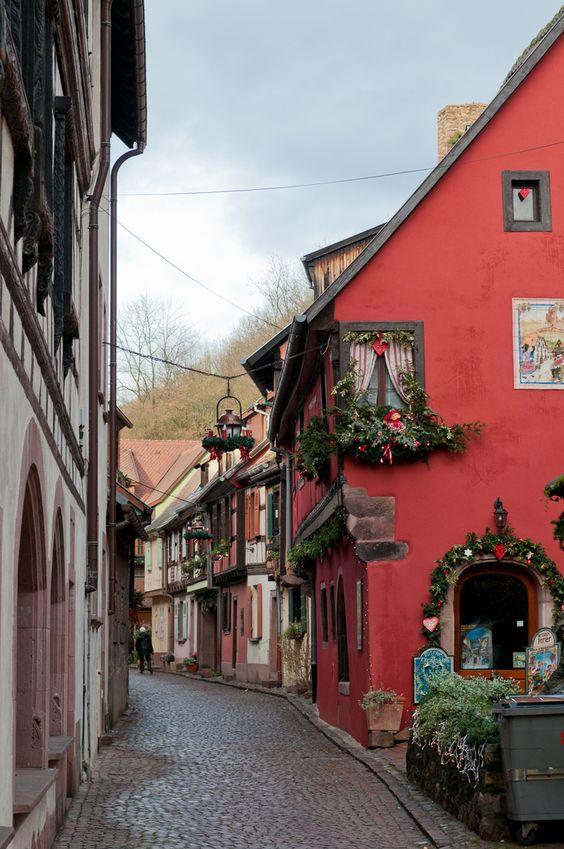 https://flic.kr/p/be1hVK | Kaysersberg, Alsace