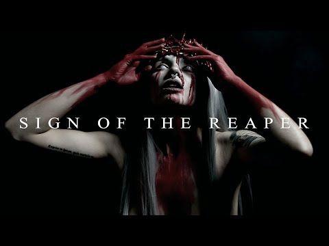 Okkultist Sign Of The Reaper Official Videoclip Youtube Reaper Leander Album