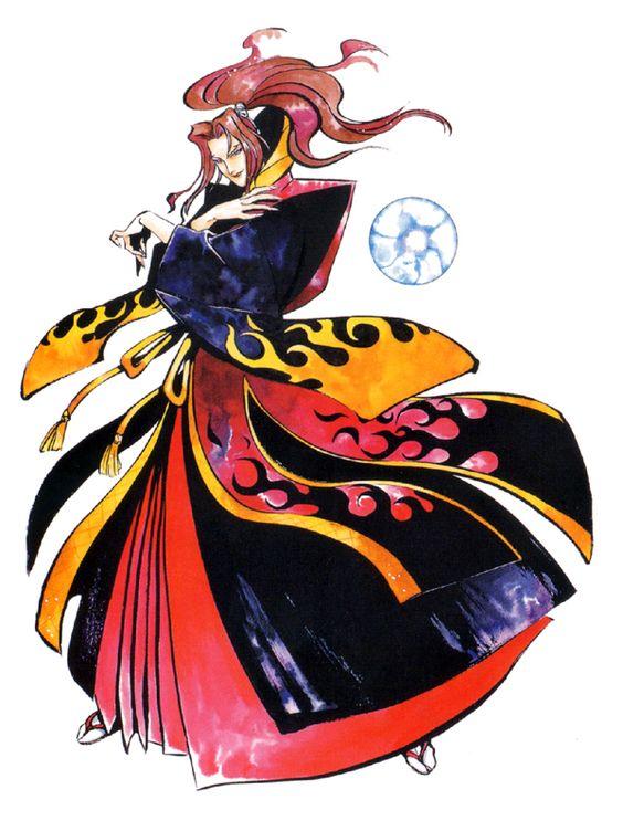 amakusa (samurai shodown)