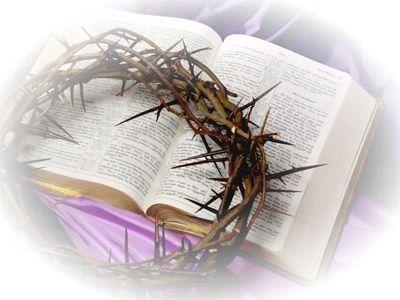 biblia és töviskoszoru