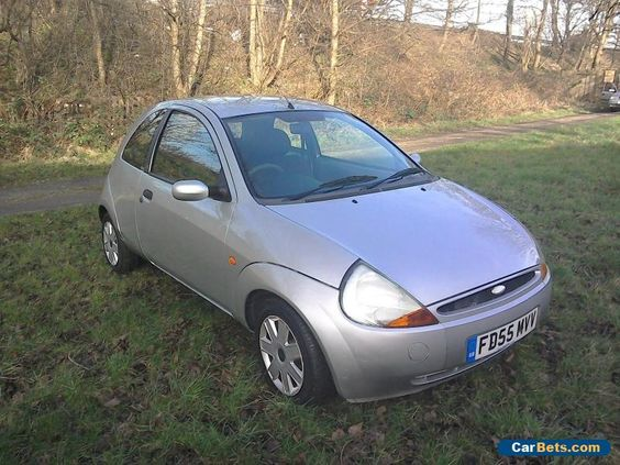 Ford Ka 1 3 Collection 2005 Model Low Miles Ready To Go No Reserve
