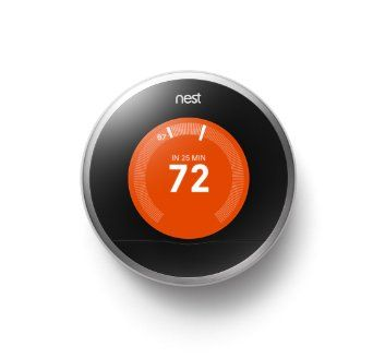 Nest Learning Thermostat - 2nd Generation T200577 - Amazon.com