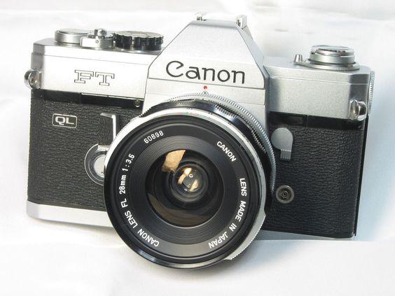 Canon FT QL
