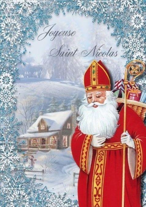 Saint Nicholas Of Myra Also Known As Nicholas Of Bari Was An