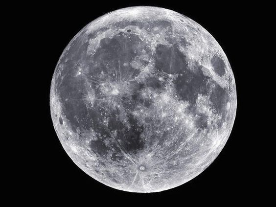 """i give you...the """"supermoon"""". the biggest and brightest full moon of this year, visible tonight (saturday) and sunday morning."""