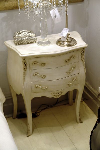 French styled bed table