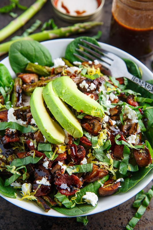 Bacon recipes, Bacon and Spinach on Pinterest