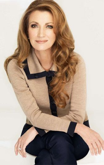 Jane Seymour, no matter how old she gets, she is the ultimate natural beauty.